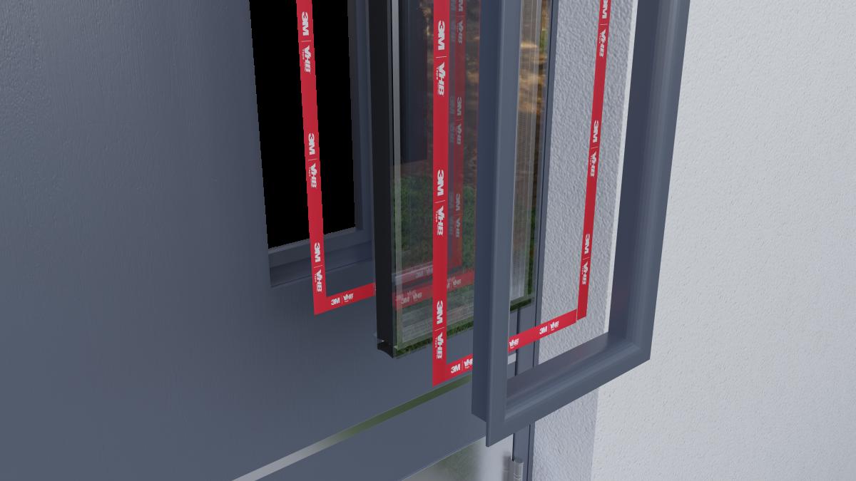 window tape